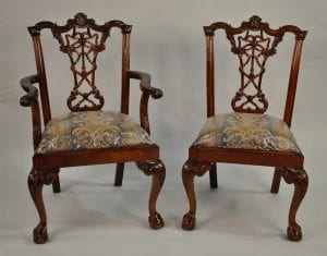 Unique-Chippendale-Dining-Chairs